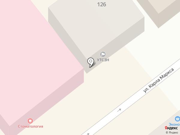 Отдел Управления Федерального казначейства по Ставропольскому краю на карте Михайловска