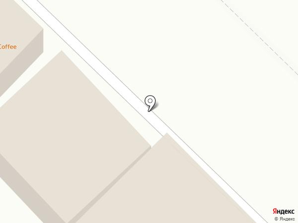 Точка распространения кофе на вынос на карте Михайловска