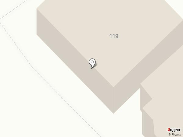 Шпаковский Райпотребсоюз на карте Михайловска