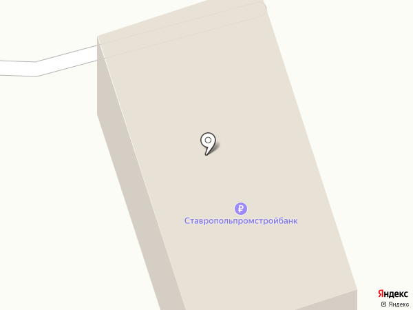 Банкомат, Собинбанк на карте Михайловска