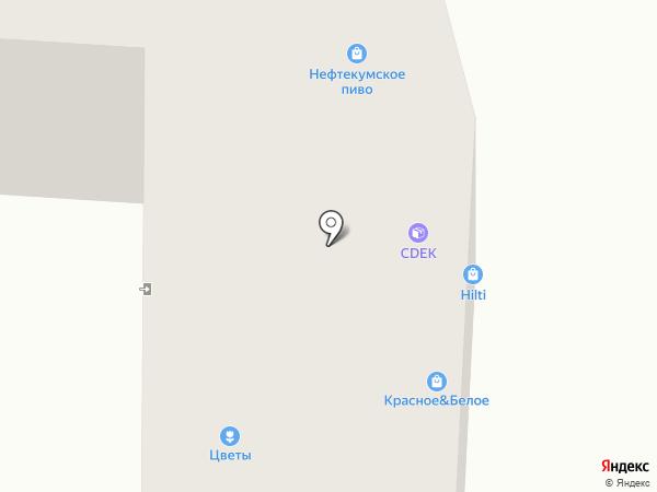 Пивная Засада на карте Ставрополя