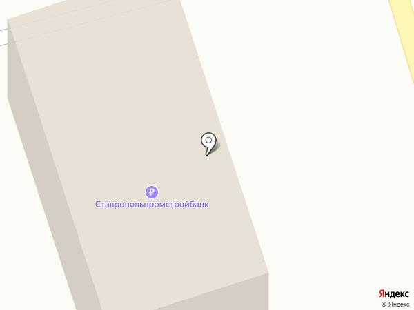Банкомат, Сбербанк, ПАО на карте Михайловска