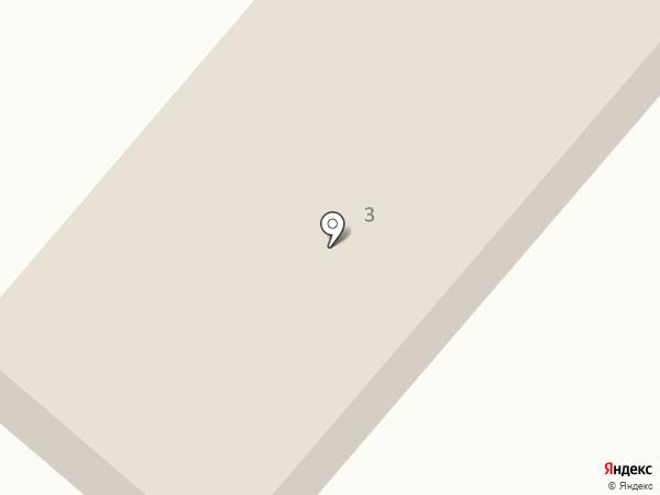 Детский сад №2 на карте Михайловска