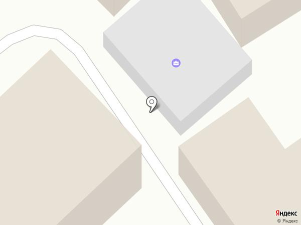 Адвокатский кабинет Гуриной О.В. на карте Михайловска