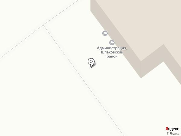 Совет Шпаковского муниципального района Ставропольского края на карте Михайловска
