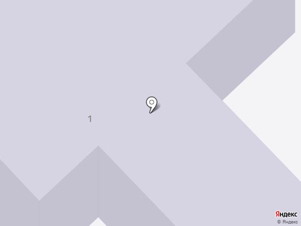 Средняя общеобразовательная школа №18 на карте Дёмино