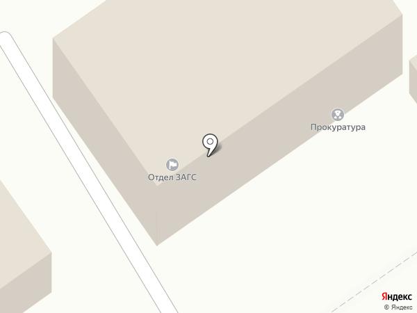 Росгосстрах на карте Михайловска