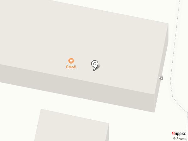 Ё-моё на карте Михайловска