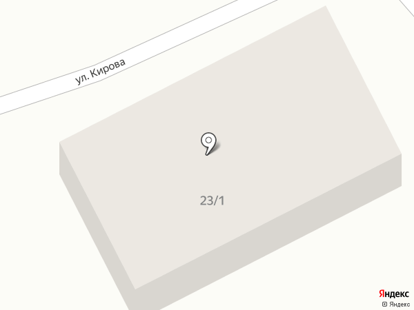 Центр гигиены и эпидемиологии на карте Михайловска