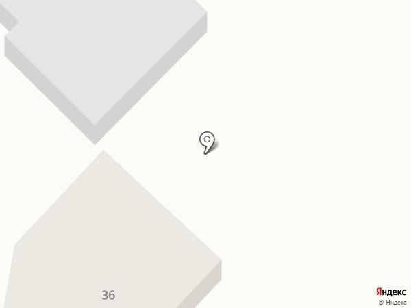 Дёминское на карте Дёмино