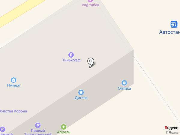 Boss plaza на карте Михайловска