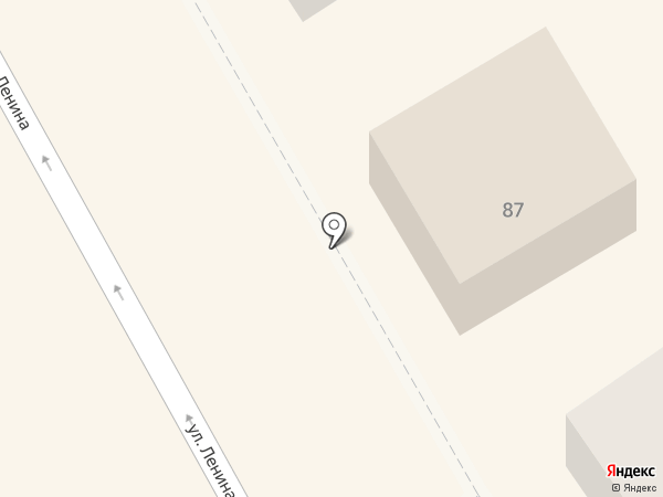 Матрица на карте Михайловска