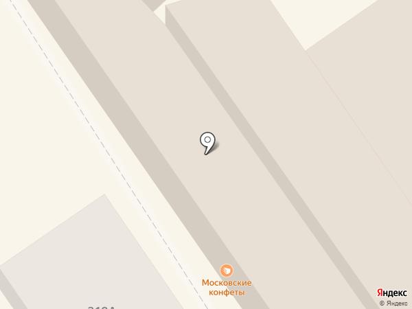 Таис на карте Михайловска