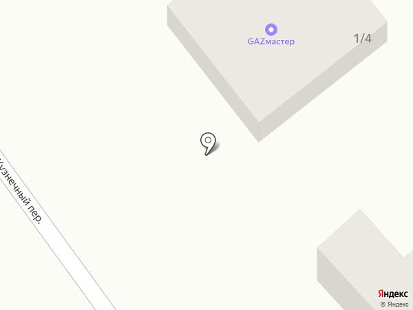 Торгово-ремонтная компания на карте Михайловска