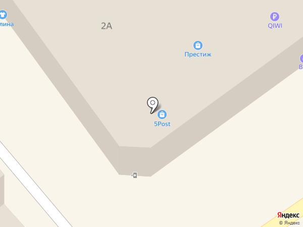 Престиж на карте Михайловска