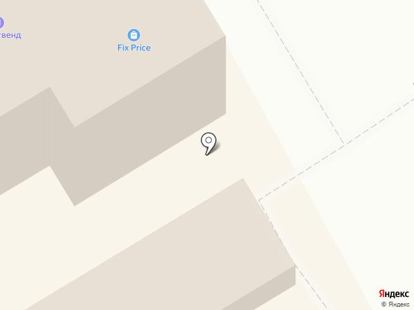 Loft Fitness на карте Михайловска