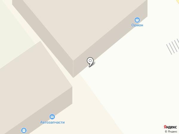 За рулем на карте Михайловска