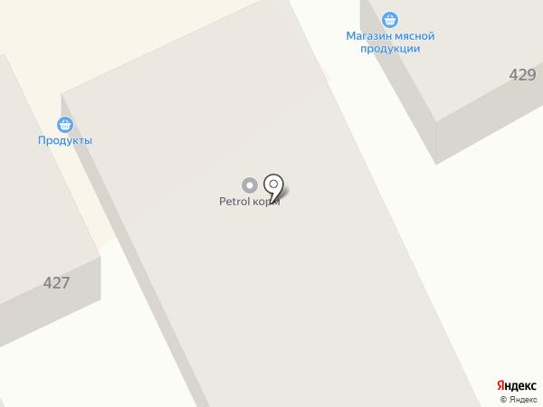 Маргарита на карте Михайловска