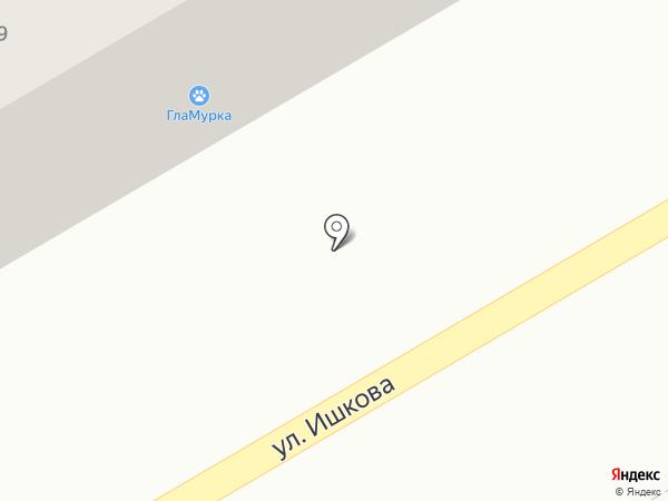 Миледи на карте Михайловска