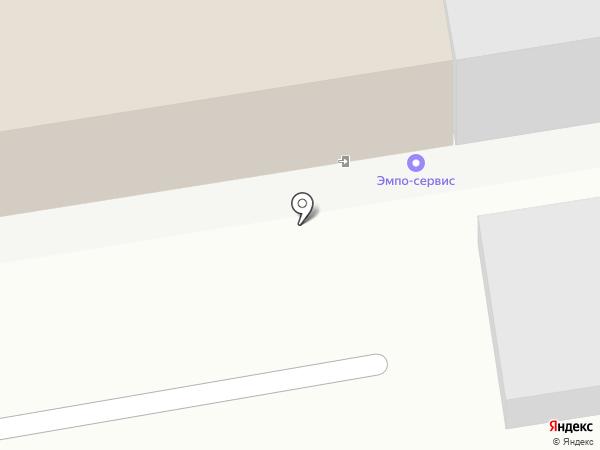 СОЮЗ-3000 на карте Ставрополя