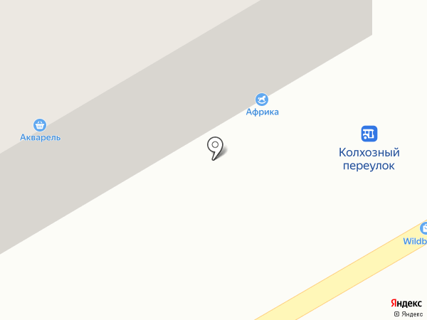 Сладкоежка на карте Михайловска