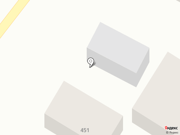 Магазин автозапчастей на карте Михайловска