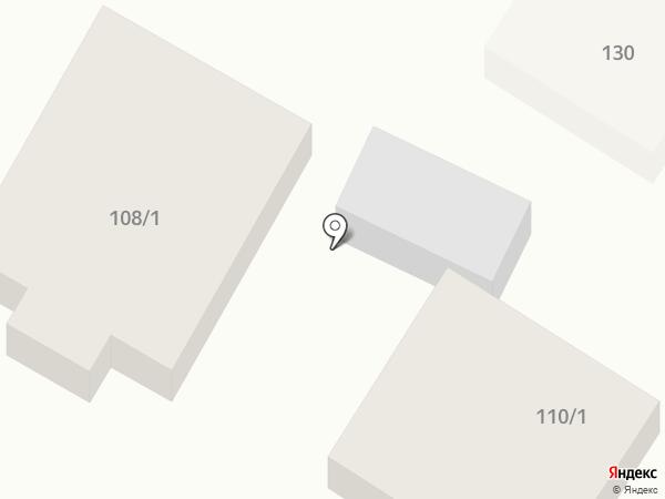 Рубеж-4, ЖСК на карте Ставрополя