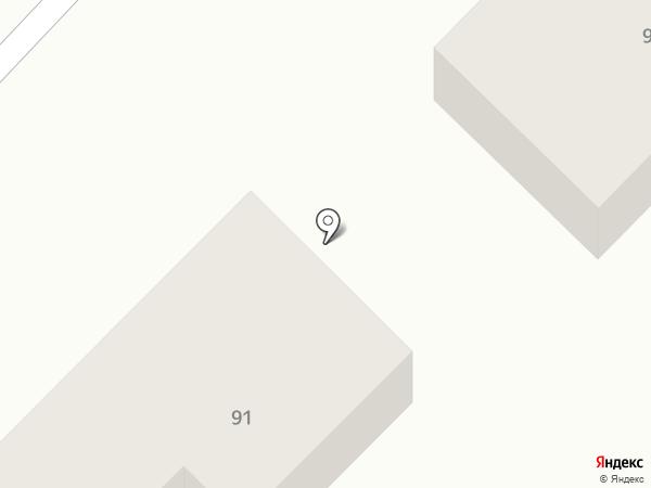 Елена на карте Михайловска