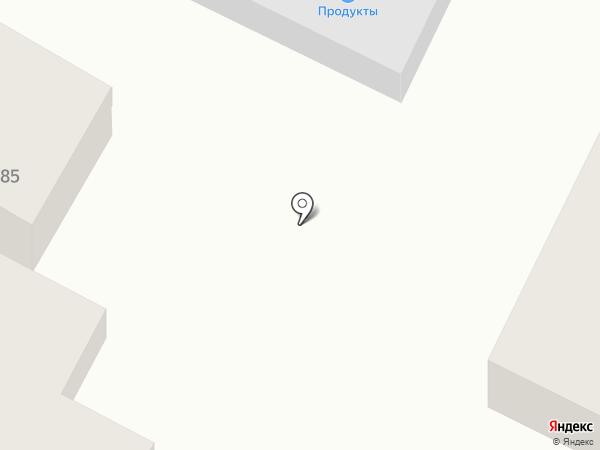 Ирина на карте Михайловска