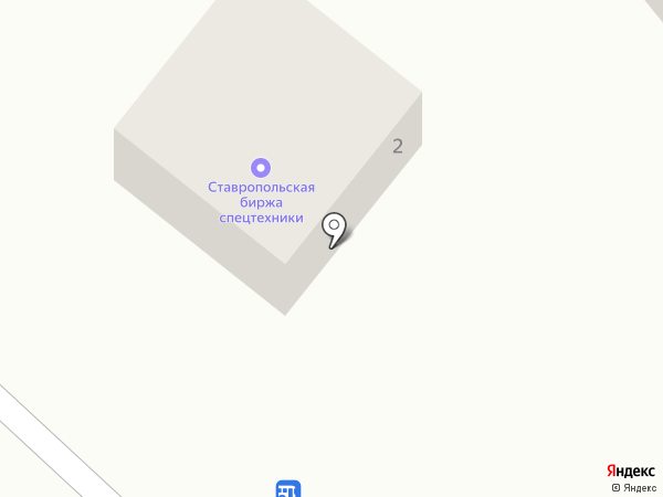 СПЕЦНАЗ на карте Михайловска