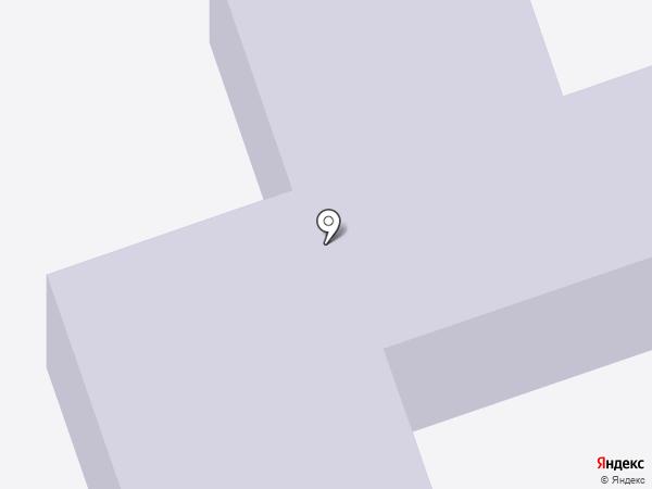 Детский сад №6 на карте Михайловска