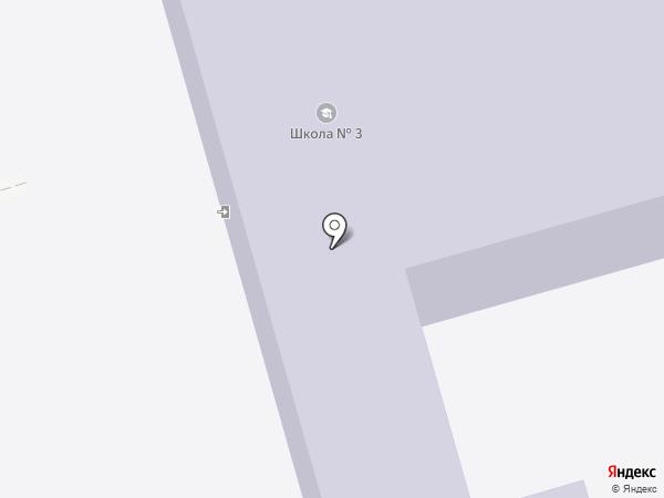 Автошкола, Ставрополькрайагрокомплекс на карте Михайловска