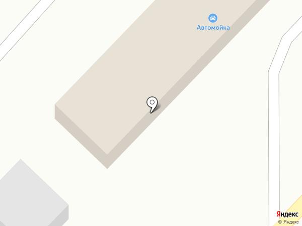 Автомойка самообслуживания на карте Михайловска