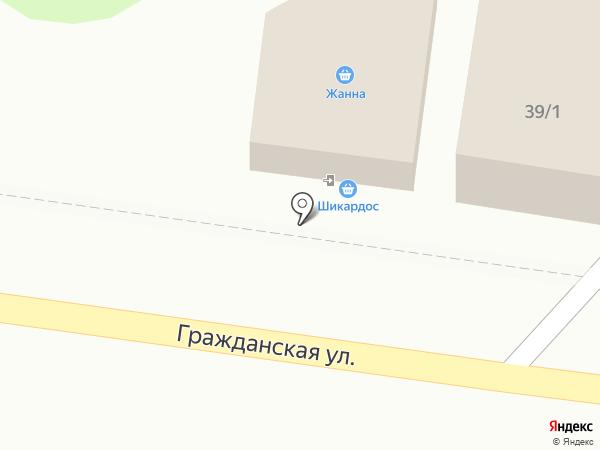 Наш на карте Михайловска