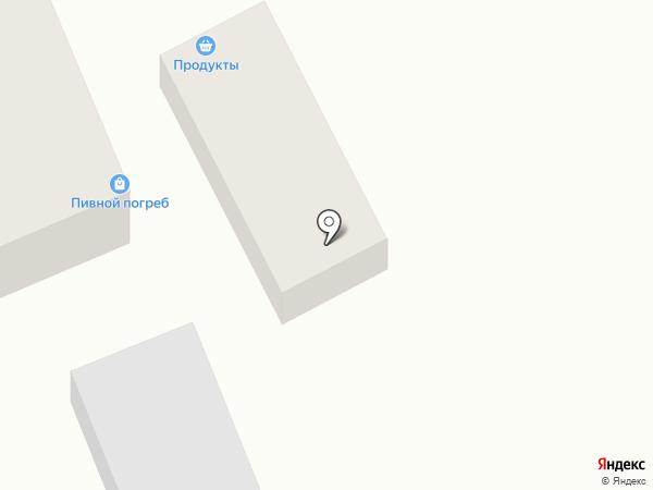 На Широкой на карте Михайловска