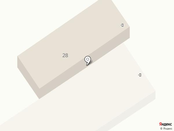 Любимый на карте Михайловска