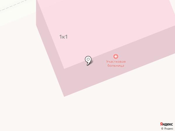 Надеждинская участковая больница на карте Надежды