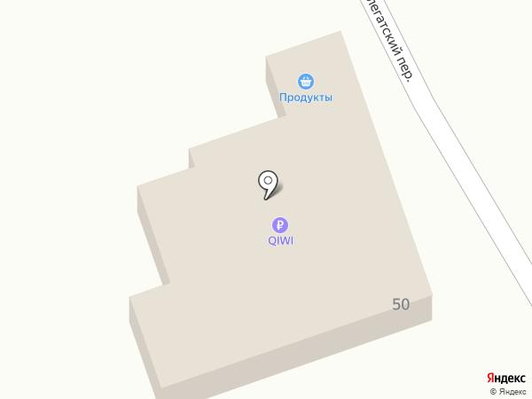 Юлия на карте Старомарьевки