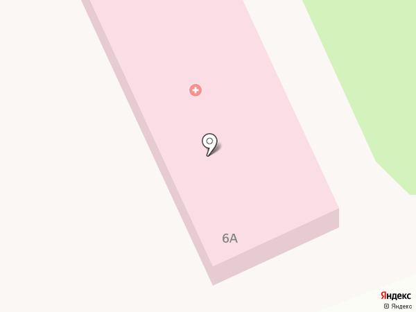 Старомарьевская врачебная амбулатория на карте Старомарьевки