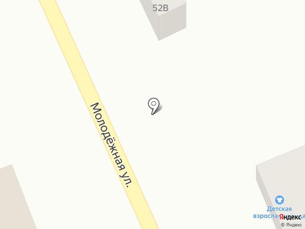 Магазин ритуальных принадлежностей на карте Старомарьевки