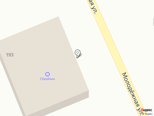 Банкомат, Сбербанк, ПАО на карте Старомарьевки