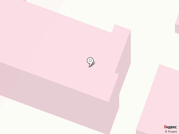 Кисловодская специализированная инфекционная больница на карте Кисловодска