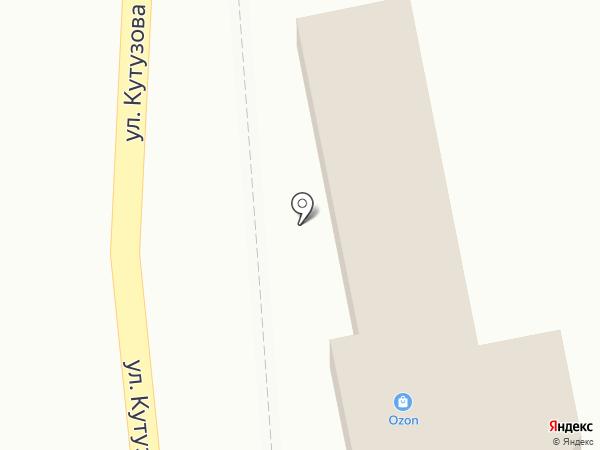 Я Мама на карте Кисловодска