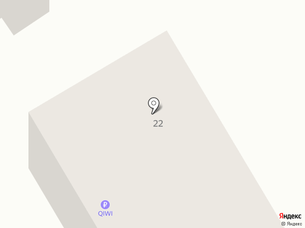 Домашний очаг на карте Кисловодска