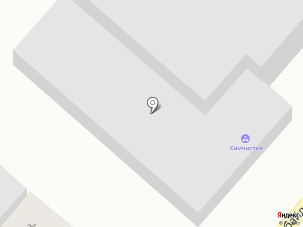 ПихтинАвто на карте Кисловодска