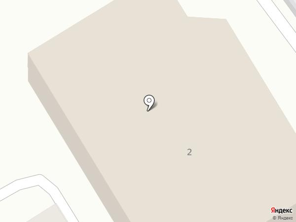 Вершина на карте Кисловодска