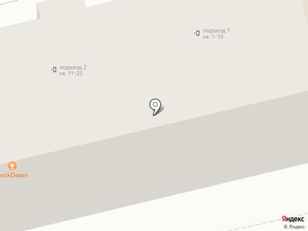 Кисловодск-тур на карте Кисловодска