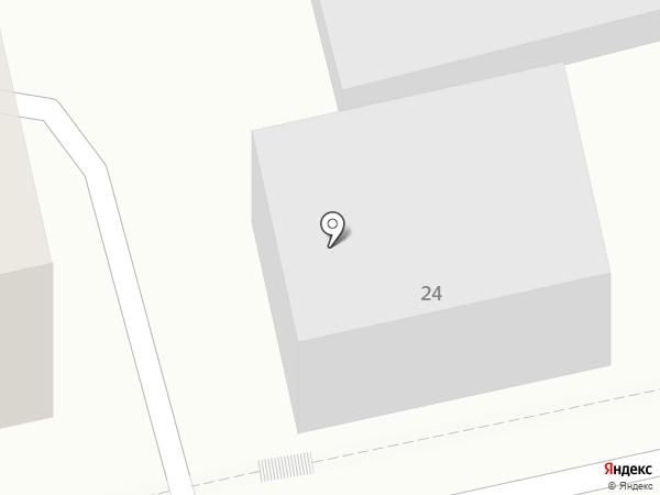Аварийно-диспетчерская служба на карте Кисловодска