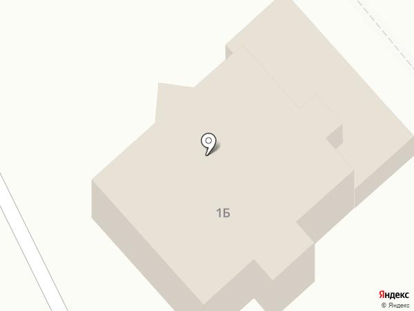 Эльбрус на карте Кисловодска