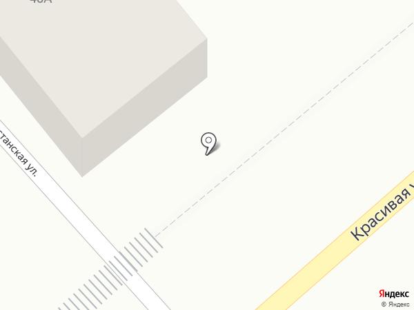 Магазин разливного пива на карте Кисловодска